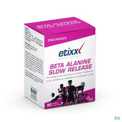 ETIXX BETA ALANINE SLOW RELEASE TABL 90