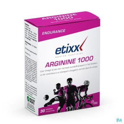 ETIXX ARGININE 1000 TABL 30