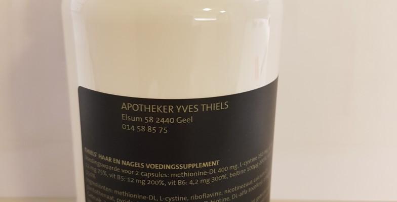Haar & Nagel vitamines Apotheek Thiels