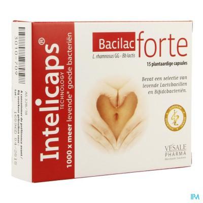 Bacilac Forte Caps 15