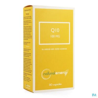 Q10 ENERGY 100MG NATURAL ENERGY CAPS 30