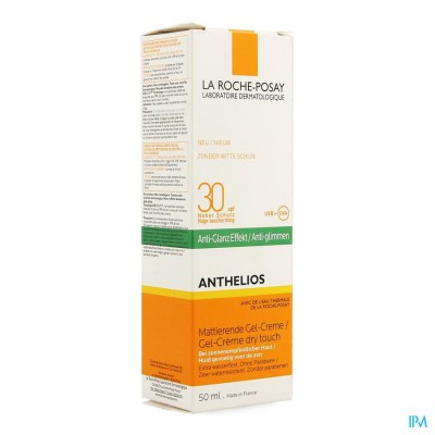 LRP ANTHELIOS DRY TOUCH IP30 AP 50ML