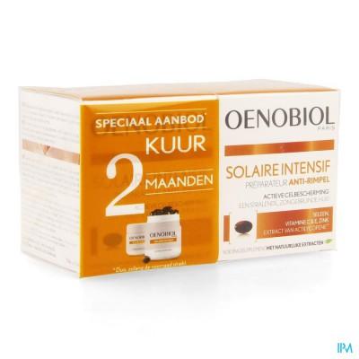 OENOBIOL ZON INTENSIEF A/RIMPEL NF CAPS 60