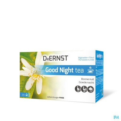 DR ERNST GOOD NIGHT TEA 20