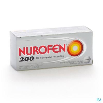 NUROFEN DRAG 48X200MG