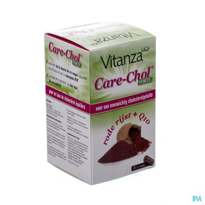 VITANZA HQ CARE-CHOL FORTE V-CAPS 90