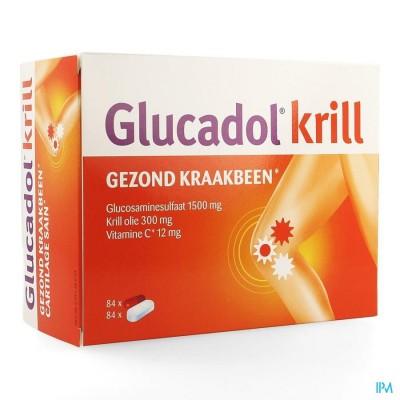 GLUCADOL KRILL NF TABL+CAPS 2X84 VERV.2852853