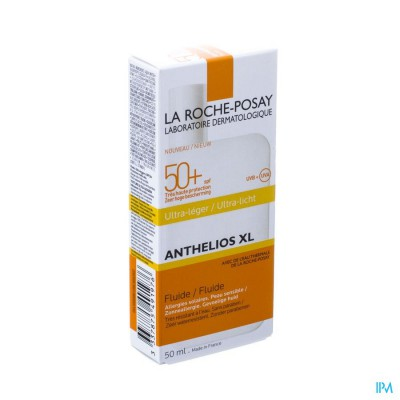 LRP ANTHELIOS FLUIDE EXTREME SPF50+ AP 50ML