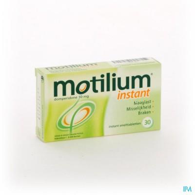 Motilium Comp 30 Smeltabletten