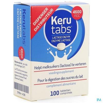 KERUTABS COMP 100