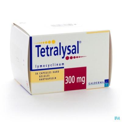 TETRALYSAL CAPS 56 X 300 MG