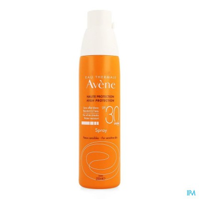 AVENE ZONNESPRAY IP30+ 200ML