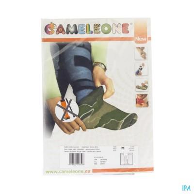 CAMELEONE ONDERBEEN GESLOTEN TEEN CAMOUFLAGE M 1