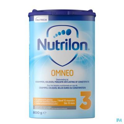 NUTRILON OMNEO 3 PDR 800G