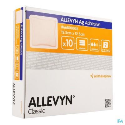ALLEVYN PANS ADH HYDROCEL. 12,5X12,5CM 10 66800010