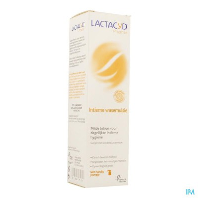 LACTACYD PHARMA SENSITIVE 250ML