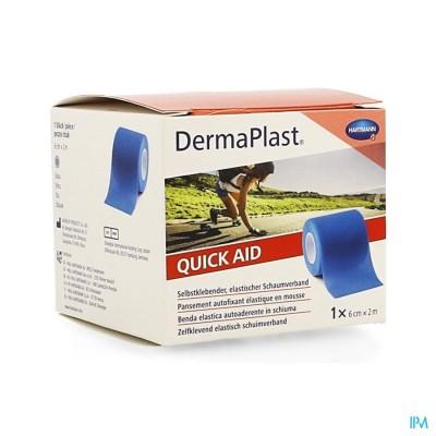 DERMAPLAST QUICK AID BLUE 6CMX2M 5500100