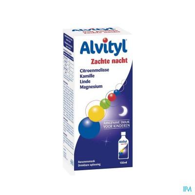 ALVITYL ZACHTE NACHT 150ML