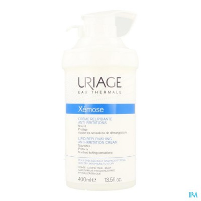 URIAGE XEMOSE CREME RELIPID. A/IRRIT. 400ML