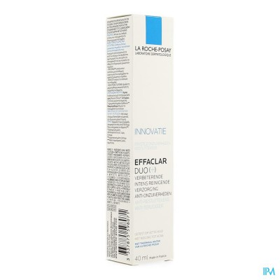 LRP EFFACLAR DUO+ 40ML