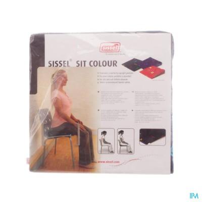 SISSEL SIT COLOUR WIGKUSSEN + HOES ZWRT-COL.A/SLIP