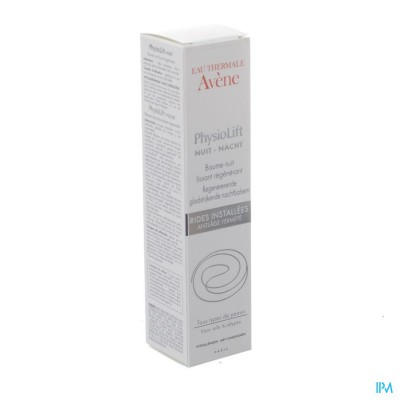 AVENE PHYSIOLIFT BALSEM NACHT REGENEREREND 30ML