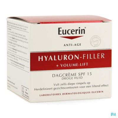 EUCERIN HYALURON FIL.+VOLUME LIFT DAGCR DR.H. 50ML