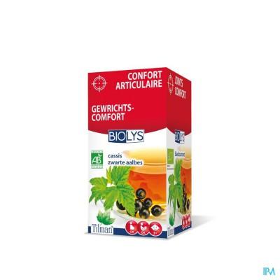 Biolys Aalbes Bio Tea-bags 20