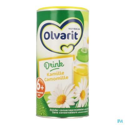OLVARIT DRINK KAMILLE THEE KORRELS 200G