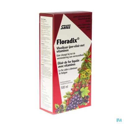 SALUS FLORADIX ELEXIR 500ML