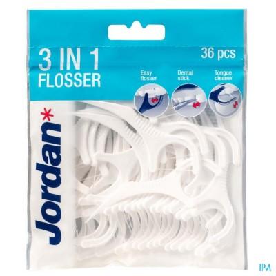JORDAN 3IN1 FLOSSER PVC 36