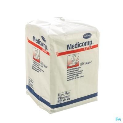 MEDICOMP KP N/ST 6PL 10X 10CM 100 4218352