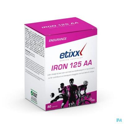 ETIXX IRON AA CHELAAT 125 + CHLOROPHYL TABL 90