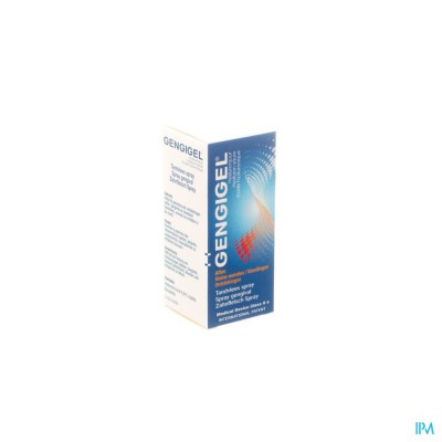 GENGIGEL TANDVLEES SPRAY 20ML