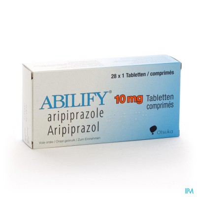 ABILIFY 10 MG COMP 28 X 10 MG