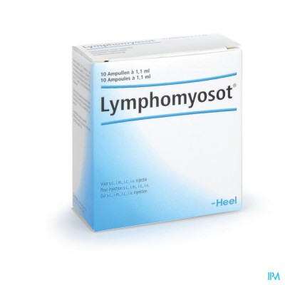 LYMPHOMYOSOT AMP 10 HOMEOD