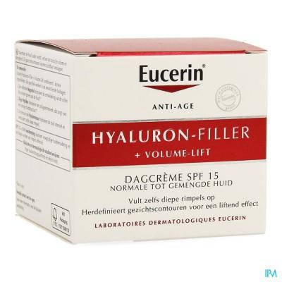 EUCERIN HYALURON FIL.+VOLUME LIFT DAGCR MIX H.50ML
