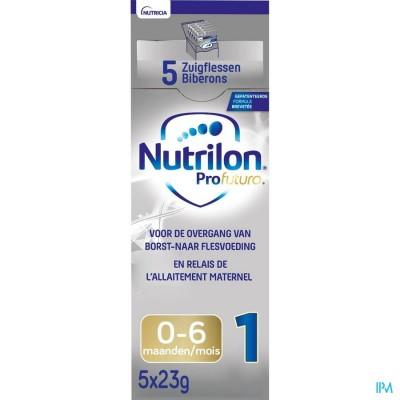 NUTRILON PROFUTURA 1 5X23G NF