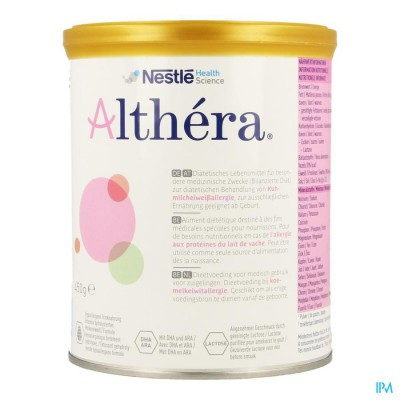 ALTHERA PDR 450G