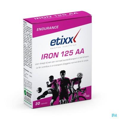 ETIXX IRON AA CHELAAT 125 + CHLOROPHYL TABL 30
