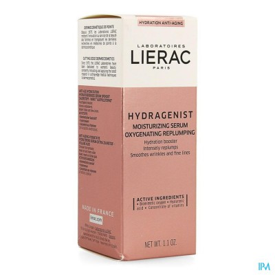 LIERAC HYDRAGENIST SERUM FL 30ML