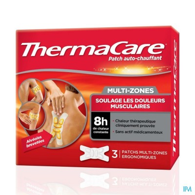 THERMACARE KP ZELFWARMEND MULTIZONE 3