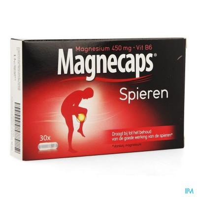 MAGNECAPS SPIERKRAMPEN NF CAPS 30