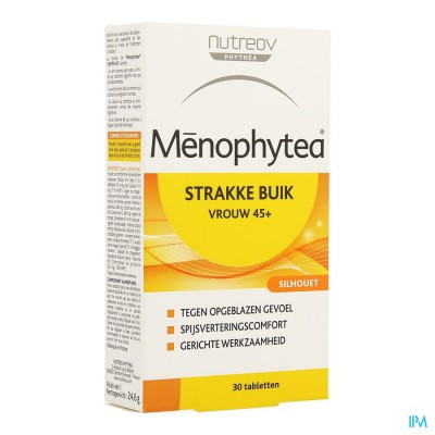 MENOPHYTEA SILHOUETTE PLATTE BUIK COMP 30