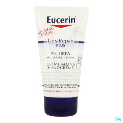 EUCERIN UREA REPAIR PLUS HANDCREME 5% UREA 75ML