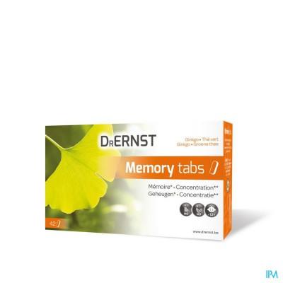 DR ERNST MEMORYTABS COMP 42
