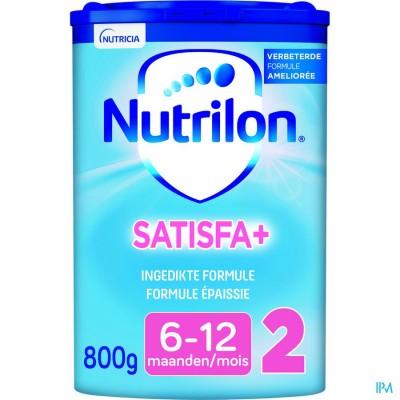 NUTRILON VERZADIGING SATISFA+ 2 EASYPACK PDR 800G