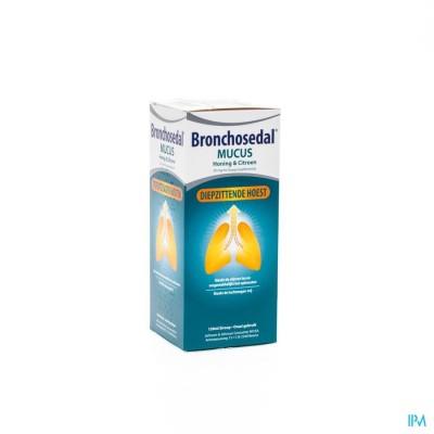 BRONCHOSEDAL MUCUS HONING CITROEN 150 ML 20 MG/ML