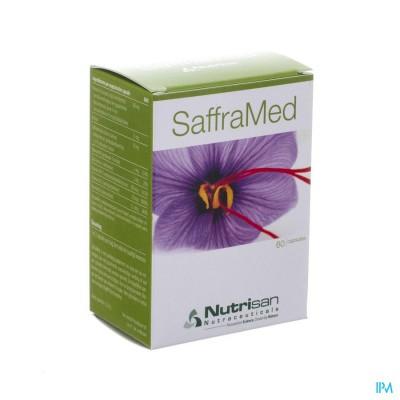 SAFFRAMED V-CAPS 60 NUTRISAN