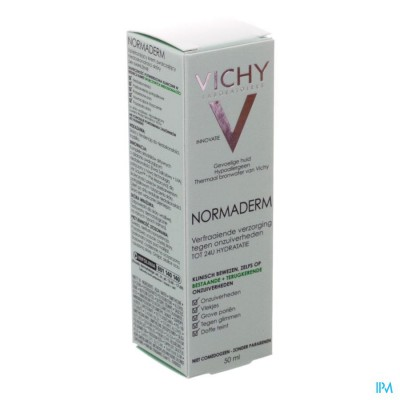 VICHY NORMADERM VERZORGING A/ONZUIVERHEDEN 50ML